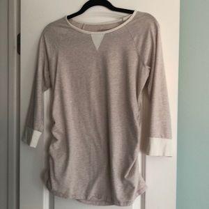 Liz Lange for Target Maternity Sweatshirt